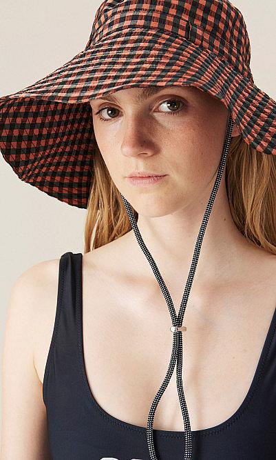 Ganni bucket hat