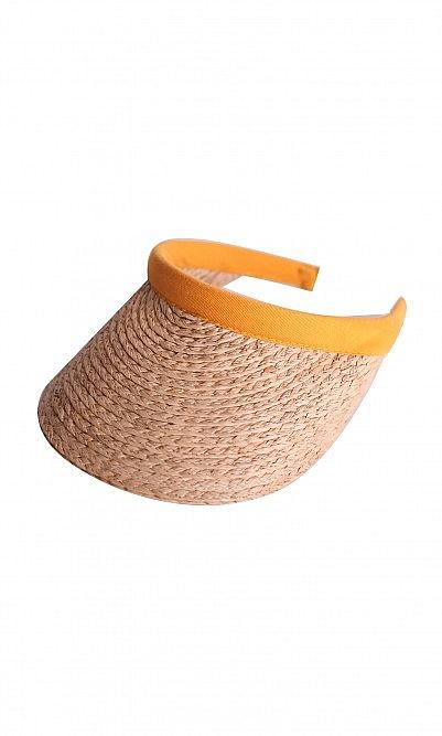 Albi straw visor