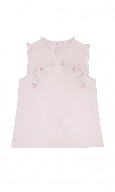 Foye pink blouse