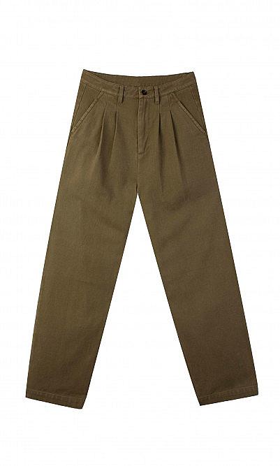 Classic Olive slacks