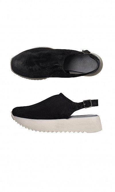 Runway sandals