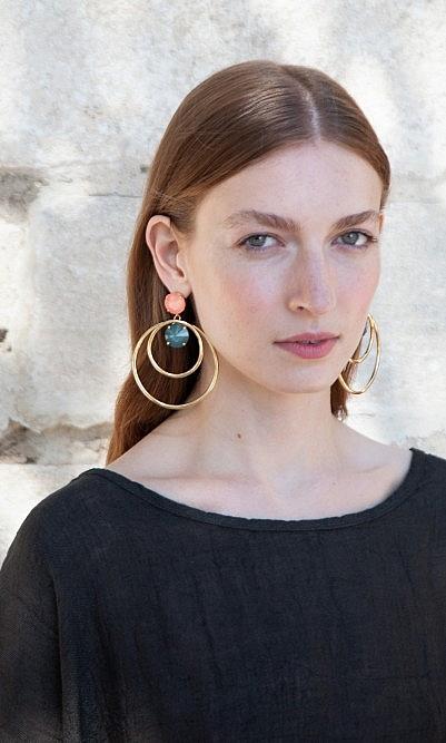 Syneva earrings