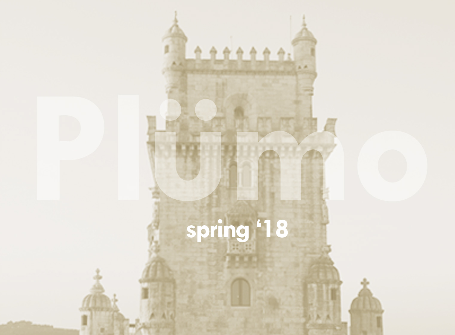 Plumo Spring 2018 Collection